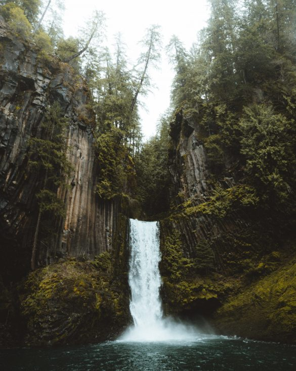 Top 10 Pacific Northwest Waterfalls