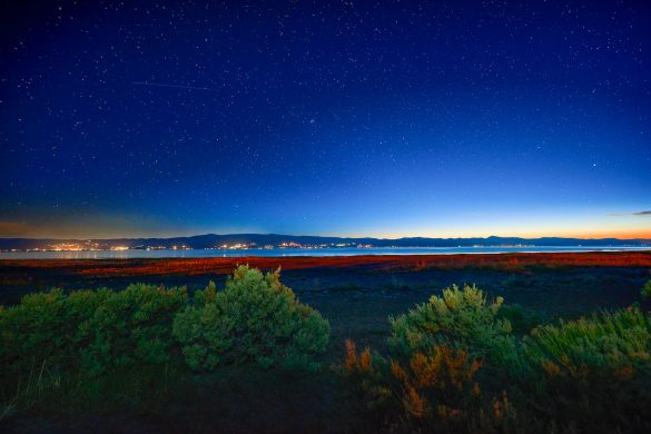Bear Lake State Park, St. Charles, Idaho. Photo Credit: Idaho Tourism