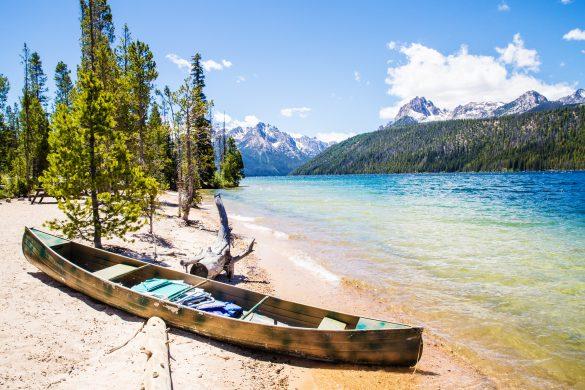 Redfish Lake, Stanley, Idaho. Photo Credit: Idaho Tourism
