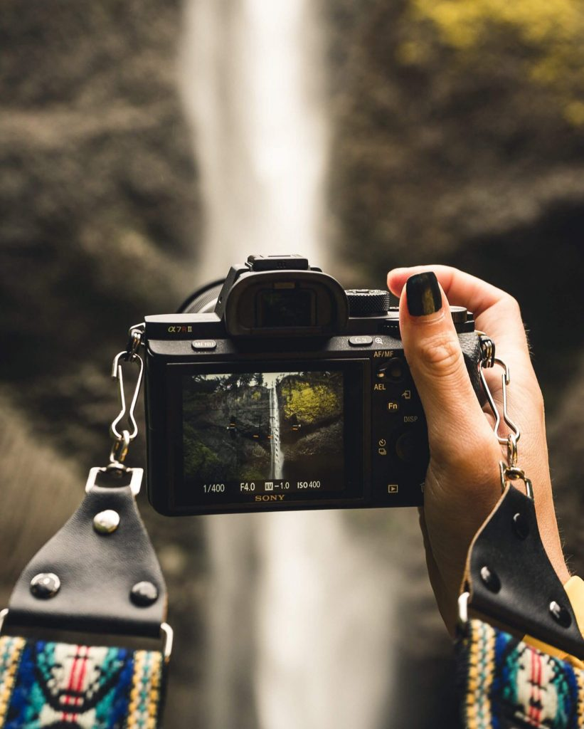 Photography in Columbia River Gorge