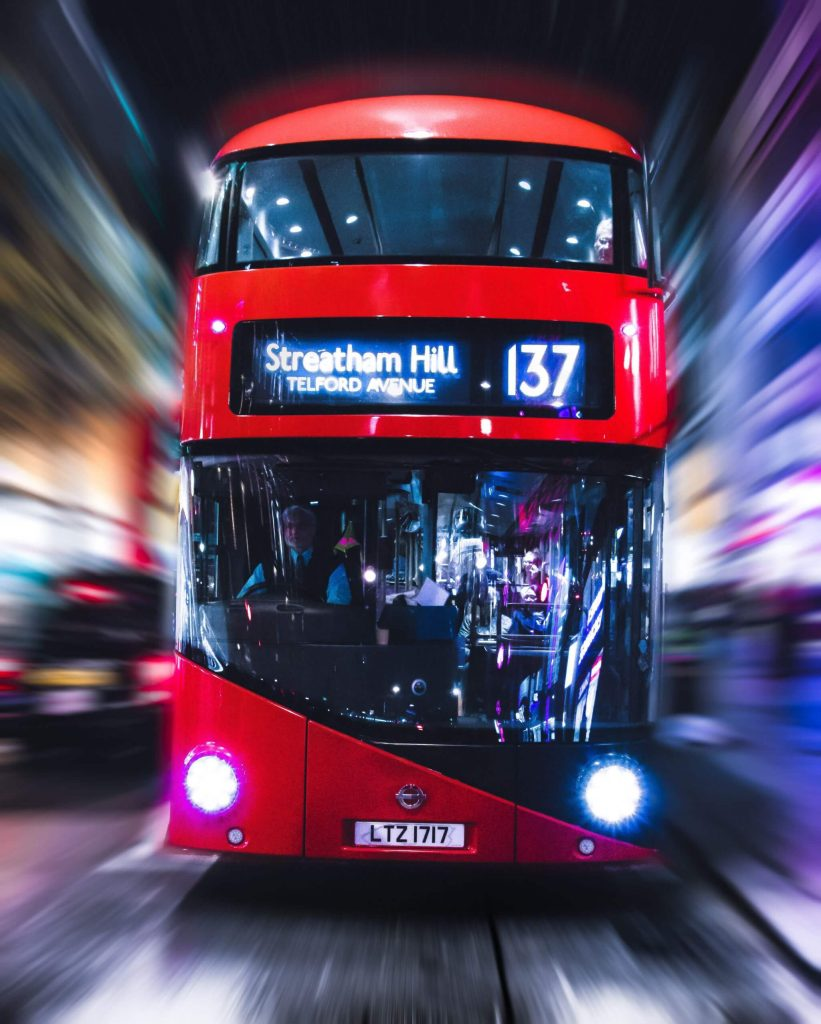 @6stops London Double Decker Bus Photo